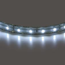 402004 Лента 220V LED 3528/60Р 3-4Lm/LED White 100m/box, шт 4200-4500K нейтральный белый цвет